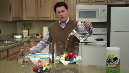 Bounty Billiard Ball Demonstration | drugstore.com - image 5 from the video