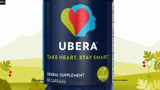 Ubera Heart & Brain Health, Capsules | drugstore.com - image 10 from the video