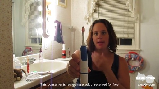 Philips Sonicare PowerUp Battery Toothbrush review | drugstore.com - image 1 from the video