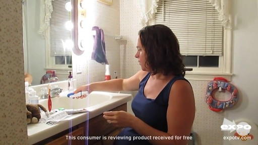 Philips Sonicare PowerUp Battery Toothbrush review | drugstore.com - image 2 from the video