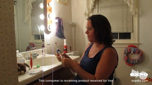 Philips Sonicare PowerUp Battery Toothbrush review | drugstore.com - image 3 from the video