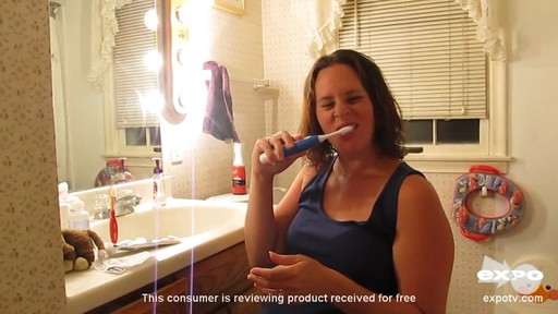 Philips Sonicare PowerUp Battery Toothbrush review | drugstore.com - image 5 from the video