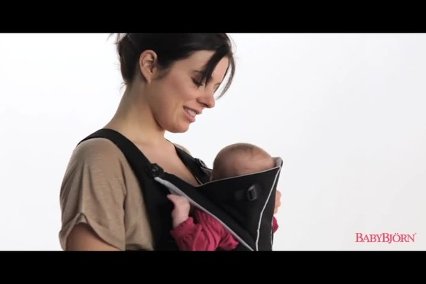 BABYBJORN Baby Carrier Miracle product   drugstore.com - image 3 from the video