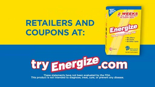 iSatori Energize, The All-Day Energy Pill product | drugstore.com - image 10 from the video
