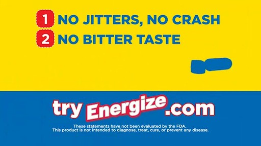 iSatori Energize, The All-Day Energy Pill product | drugstore.com - image 9 from the video