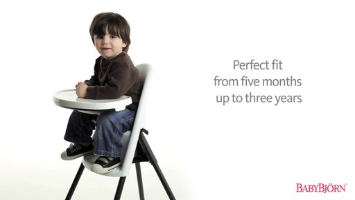 BABYBJORN High Chair product | drugstore.com - image 10 from the video