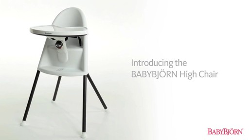 BABYBJORN High Chair product | drugstore.com - image 2 from the video