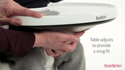BABYBJORN High Chair product | drugstore.com - image 6 from the video