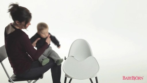 BABYBJORN High Chair product | drugstore.com - image 7 from the video