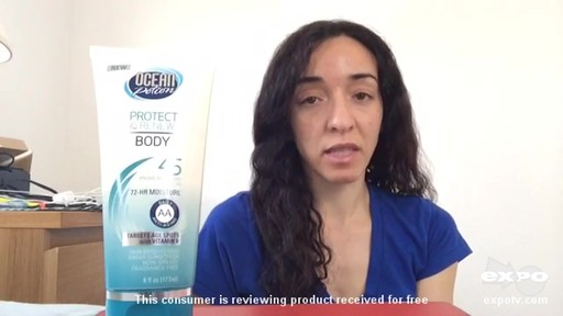 Ocean Potion Suncare Protect & Renew Body Anti-Aging Sunscreen Lotion, SPF 45 review | drugstore.com - image 1 from the video