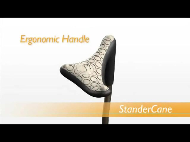 Stander Cane Right Handed product | drugstore.com - image 1 from the video