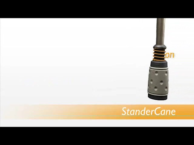 Stander Cane Right Handed product | drugstore.com - image 3 from the video