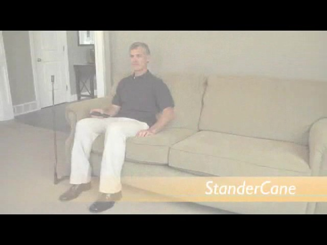 Stander Cane Right Handed product | drugstore.com - image 6 from the video