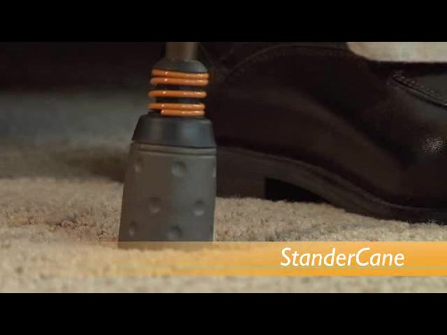 Stander Cane Right Handed product | drugstore.com - image 8 from the video