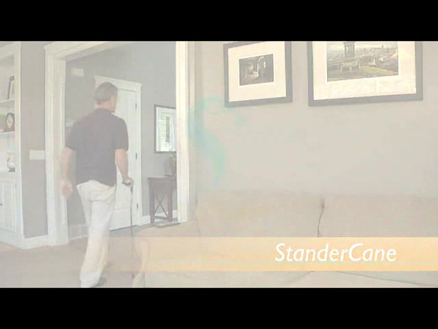 Stander Cane Right Handed product | drugstore.com - image 9 from the video
