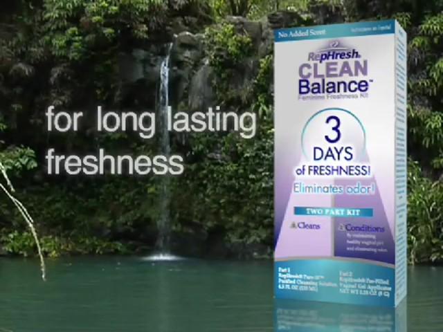 RepHresh Clean Balance Feminine Freshness Kit | drugstore.com - image 10 from the video