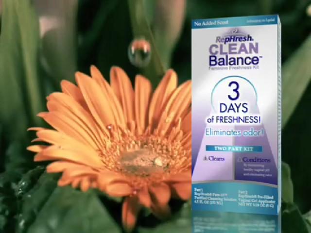 RepHresh Clean Balance Feminine Freshness Kit | drugstore.com - image 4 from the video