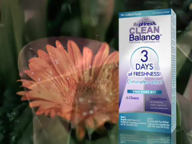 RepHresh Clean Balance Feminine Freshness Kit | drugstore.com - image 5 from the video