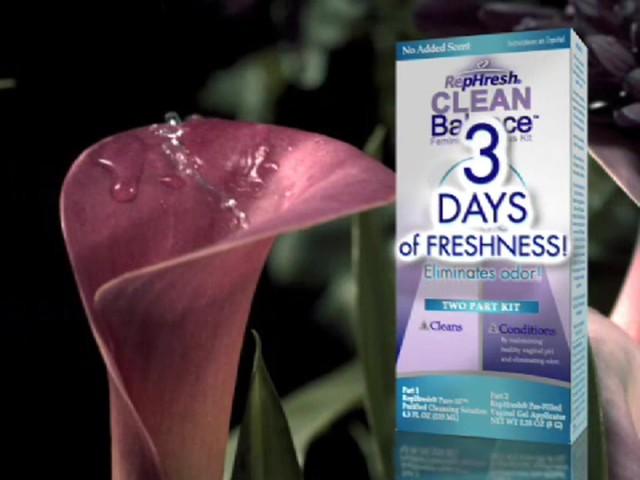 RepHresh Clean Balance Feminine Freshness Kit | drugstore.com - image 6 from the video