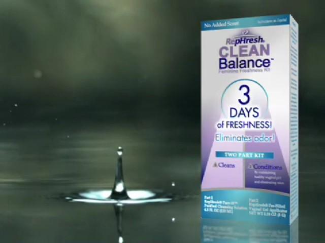 RepHresh Clean Balance Feminine Freshness Kit | drugstore.com - image 9 from the video