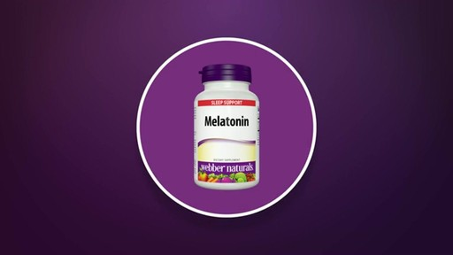 Webber Naturals Melatonin products | drugstore.com - image 6 from the video