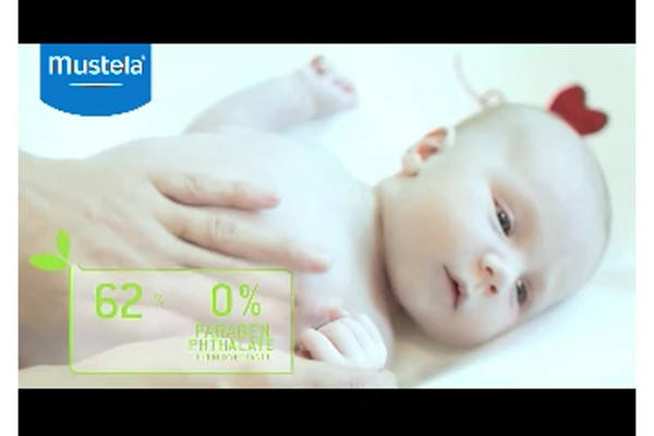 Mustela Hydra-Bebe Lotion product | drugstore.com - image 10 from the video