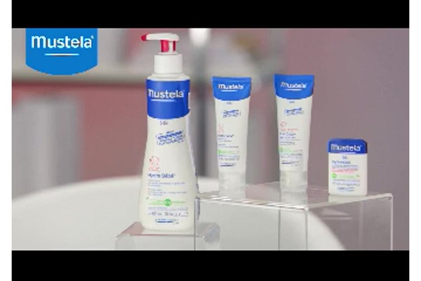 Mustela Hydra-Bebe Lotion product | drugstore.com - image 5 from the video