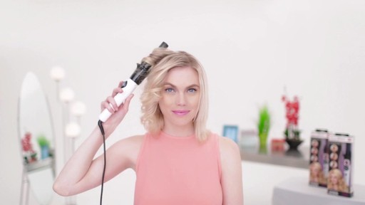Kiss InstaWave Automatic Curler | drugstore.com - image 1 from the video