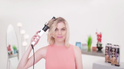 Kiss InstaWave Automatic Curler | drugstore.com - image 10 from the video