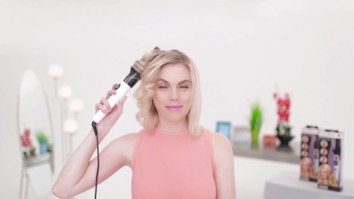 Kiss InstaWave Automatic Curler | drugstore.com - image 3 from the video