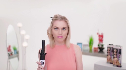 Kiss InstaWave Automatic Curler | drugstore.com - image 6 from the video