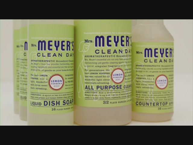 Mrs. Meyer's Clean Day - image 1 from the video