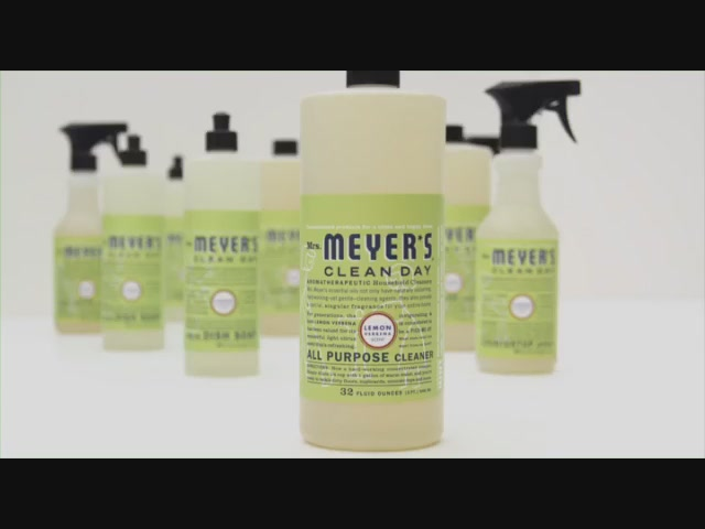 Mrs. Meyer's Clean Day - image 6 from the video