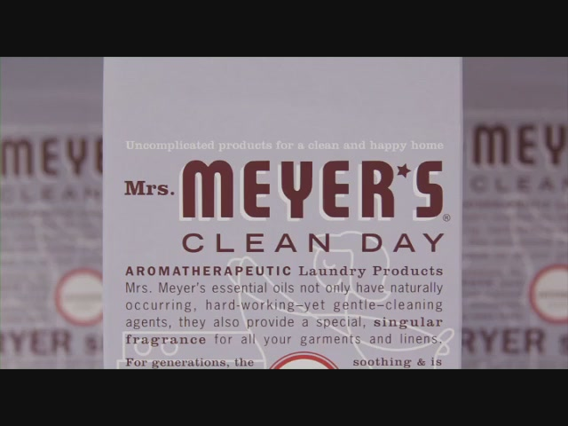 Mrs. Meyer's Clean Day - image 9 from the video