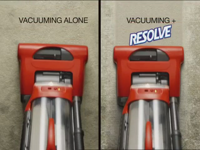 Resolve Deep Clean Powder Large Area Carpet Cleaner - image 6 from the video