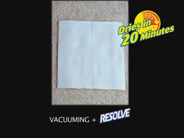Resolve Deep Clean Powder Large Area Carpet Cleaner - image 7 from the video