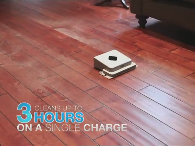 Mint Automatic Hard Floor Cleaner   Image 10 From The Video