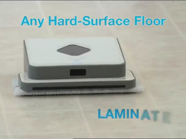 Mint Automatic Hard Floor Cleaner   Image 9 From The Video