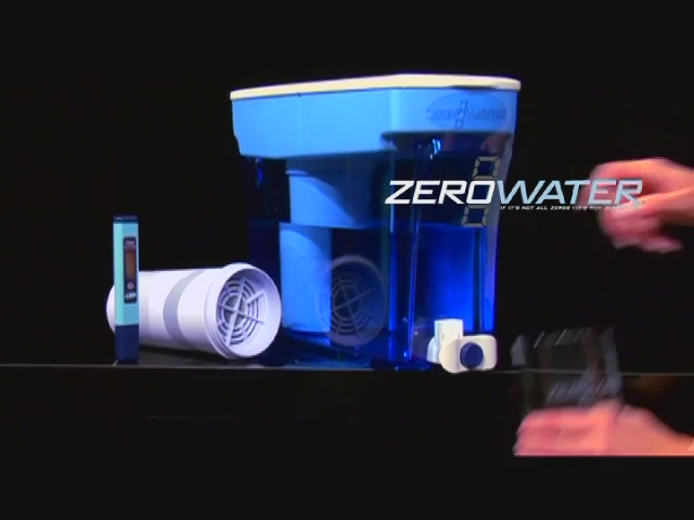 Zero Water water-filtration system - image 5 from the video