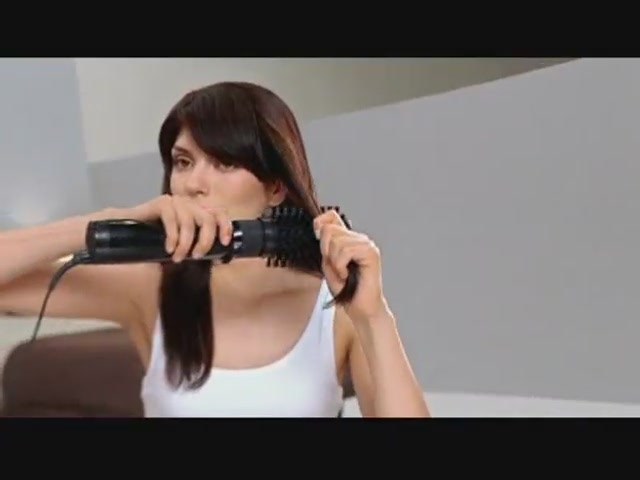 Infiniti by Conair Pro Spin Air Rotating Styler product | drugstore.com - image 2 from the video