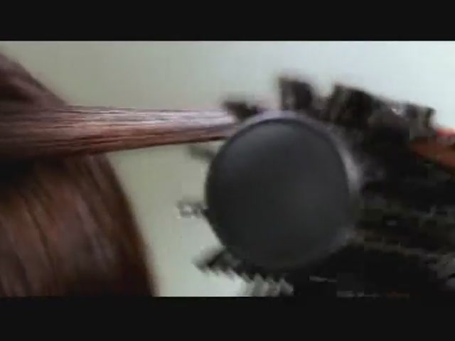 Infiniti by Conair Pro Spin Air Rotating Styler product | drugstore.com - image 5 from the video