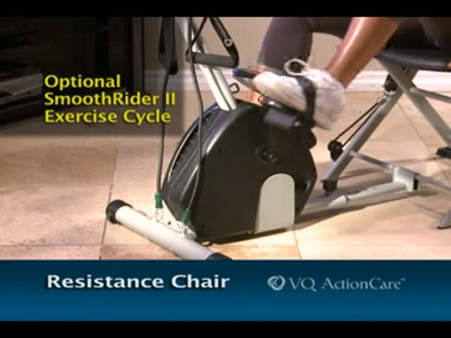 VQ ActionCare Resistance Chair Rehabilitation System  - image 10 from the video