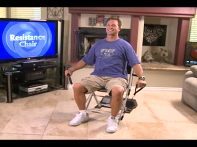 VQ ActionCare Resistance Chair Rehabilitation System  - image 2 from the video