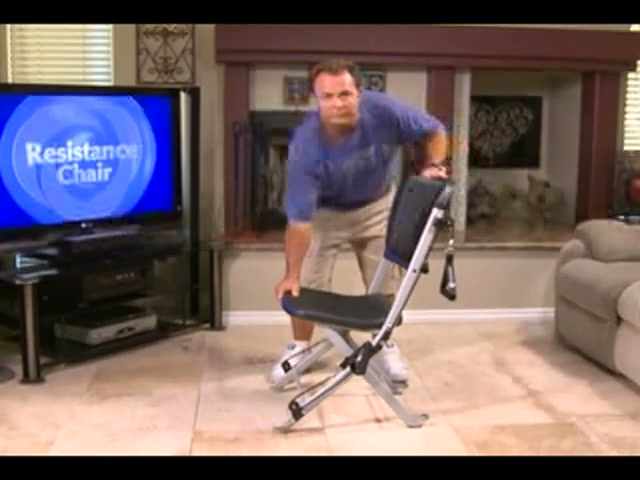 VQ ActionCare Resistance Chair Rehabilitation System  - image 4 from the video