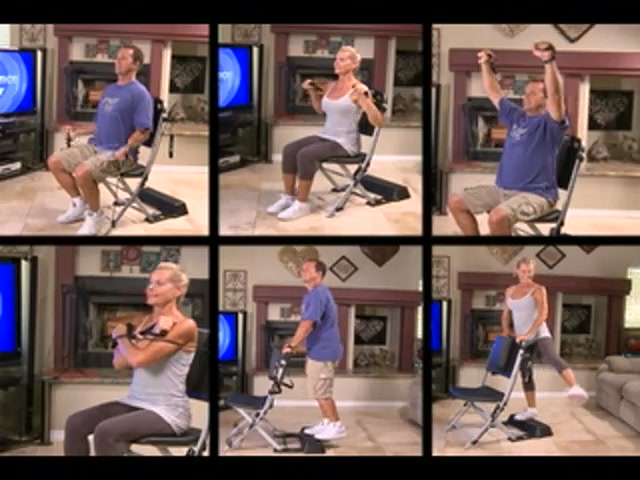VQ ActionCare Resistance Chair Rehabilitation System  - image 5 from the video