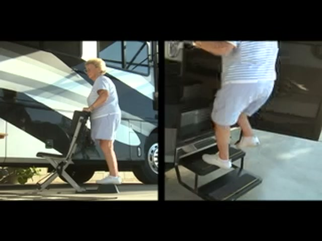 VQ ActionCare Resistance Chair Rehabilitation System  - image 6 from the video