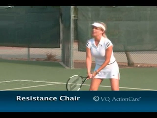 VQ ActionCare Resistance Chair Rehabilitation System  - image 8 from the video