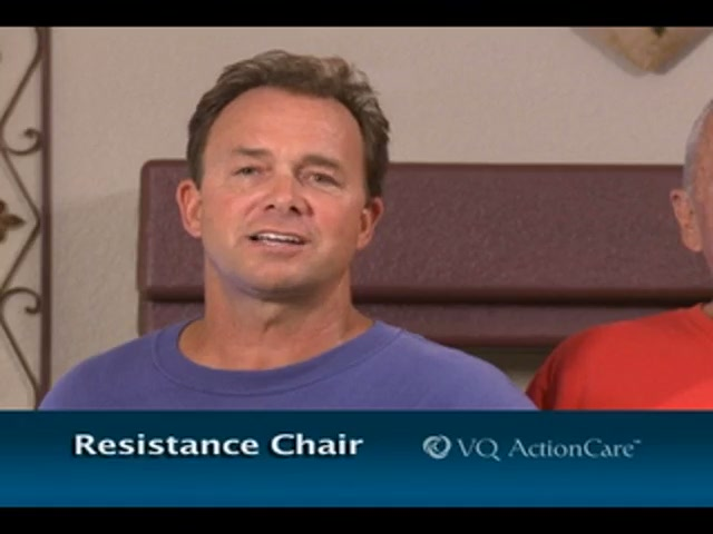 VQ ActionCare Resistance Chair Rehabilitation System  - image 9 from the video
