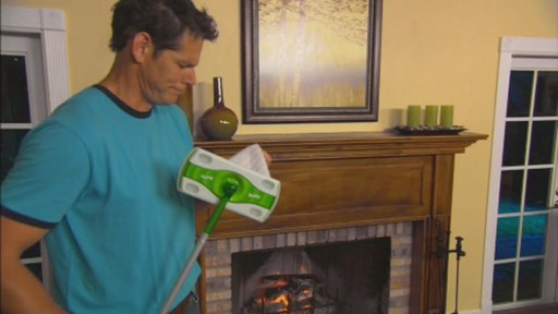Swiffer Sweeper Dry Cloths - image 3 from the video