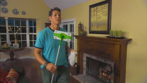 Swiffer Sweeper Dry Cloths - image 5 from the video